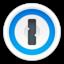 1Password 7 logo